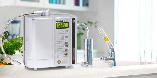 Vitamia - Đơn vị phân phối máy lọc nước Kangen Leveluk SD501 Platinum hàng đầu